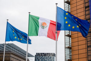The EU and Mexico have upgraded their existing bilateral trade agreement.